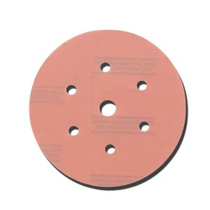 3M™ Red Abrasive Hookit™ Disc Dust Free, 6 inch, P800 grit