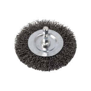 3 in. Coarse Wire Wheel with 1/4 in. Shank