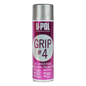 GRIP#4 - Universal adhesion promoter-450mL Can-Clear