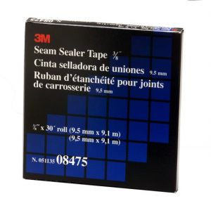 3M Seam Sealer Tape 3/8 in x 30 ft (9.5mm x 9.1m)