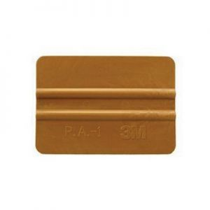 Scotchcal Applicator Squeegee Gold
